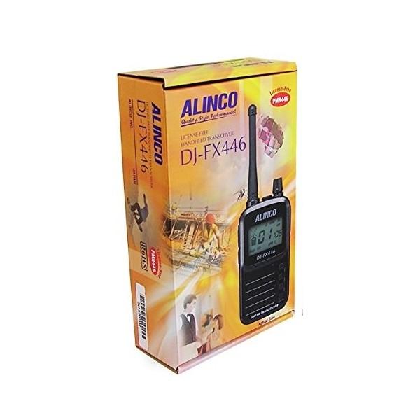 ALINCO DJ-FX446 R/T PMR-446