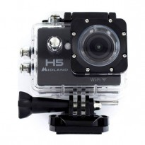 MIDLAND H5 VIDOCAMERA SPORTIVA Full HD WiFi C1280 con DISPLAY