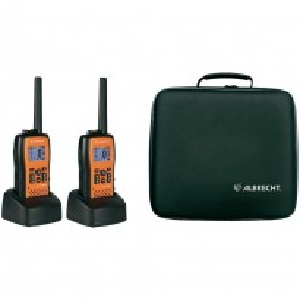 TECTALK FLOAT 2 RADIO PMR446 ricetrasmittenti IPX7 ALBRECHT 29662
