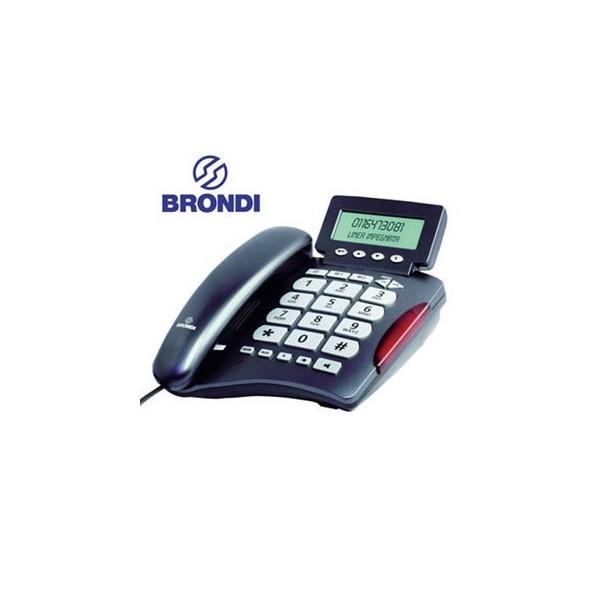 BRAVO 20 LCD TEL.GRANDI TASTI