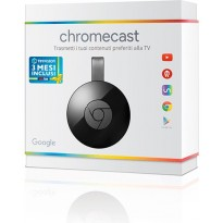 TIM CHROMECAST by GOOGLE +TimVISION