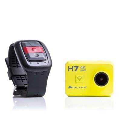 MIDLAND H7 VIDOCAMERA SPORTIVA UHD 4K C1236 +Telecomando