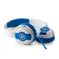 MACROM JOY30 ON-EAR FOLDABLE PREMIUM HEADPHONE CUFFIE +CUSTODIA