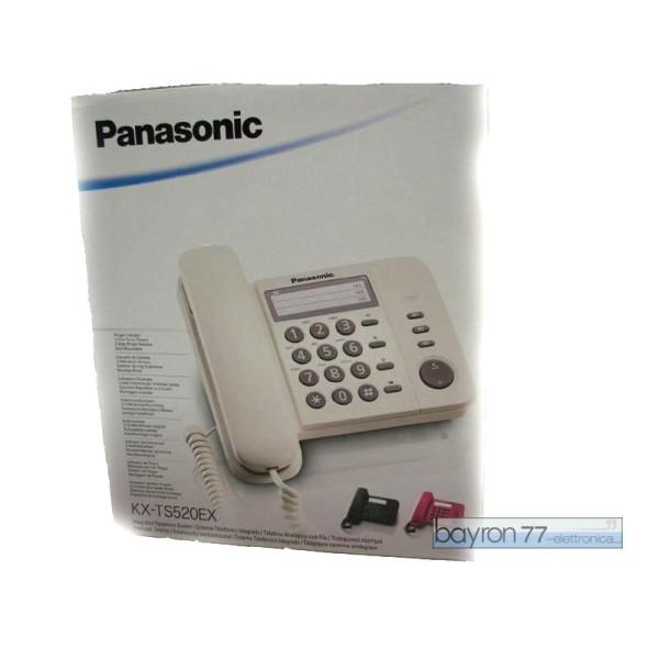 TELEFONO BCA KX-TS520EX1