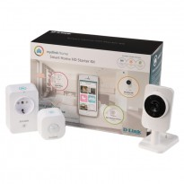 KIT SMART HOME TIM TELECAMERA WIRELESS +SENSORE +SMART PLUG By D-LINK