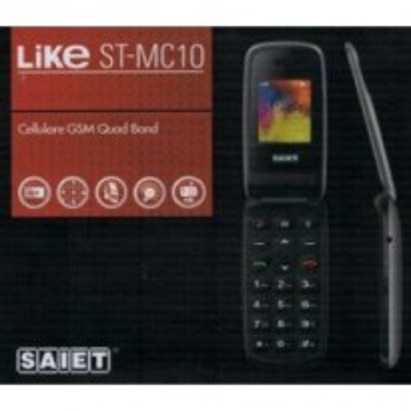 SAIET LiKE ST-MC10 4band TORCIA RADIO-FM