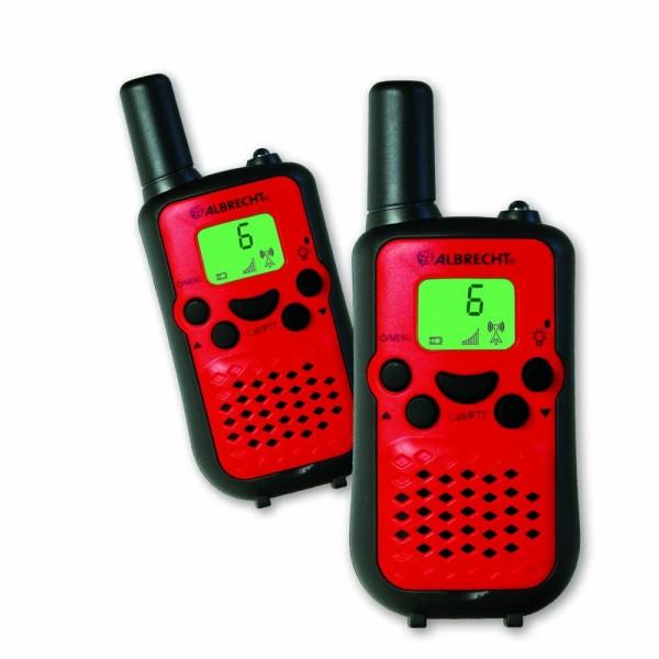 Albrecht TECTALK EASY 2 RADIO PMR446 coppia ricetrasmittenti ALBRECHT 29640