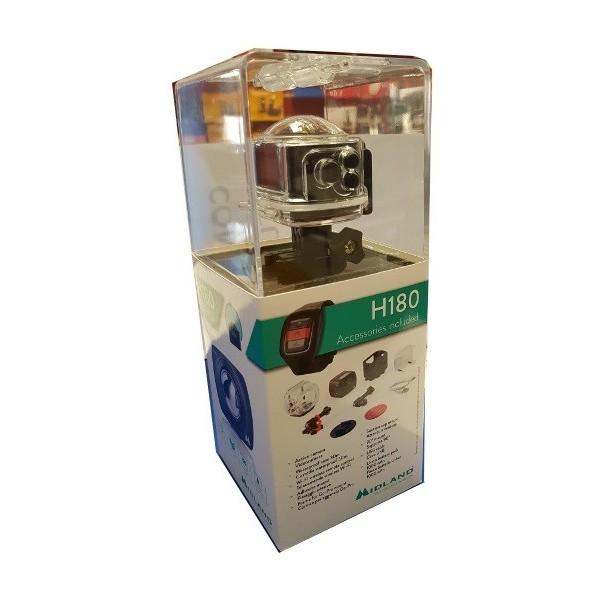 MIDLAND H180 VIDOCAMERA Ripresa SEMIsferica C1287 FULL HD