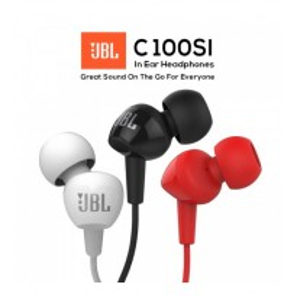 AURICOLARE JBL C100SI IN EAR STEREO