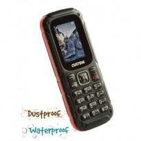 CUSTOM WALLY Rugged PHONE GSM DualSIM
