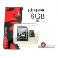 micro SD 8Gb KINGSTON