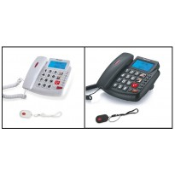 MAJESTIC PHF-BILLY-204 TELEFONO +TELECOMANDO SOS