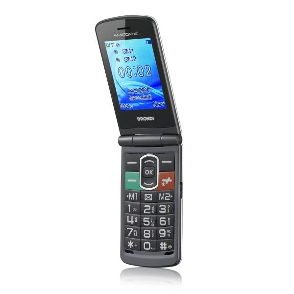 AMICO N°1 BRONDI GSM FLIP