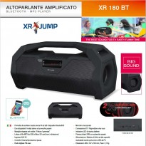 TREVI XR JUMP 180 BLUETOOTH DIGITAL SPEAKER 18W XR180BT