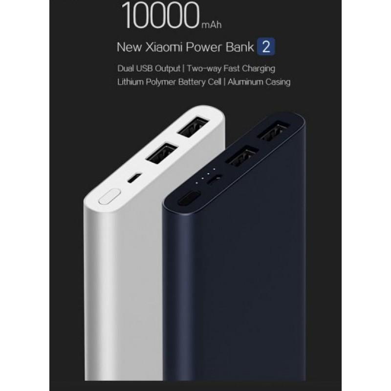 XIAOMI MI POWERBANK 2S per SMARTPHONE/TABLET 10000mAh