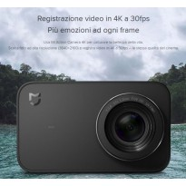 XIAOMI MI ACTION CAMERA 4K touch WiFi BT
