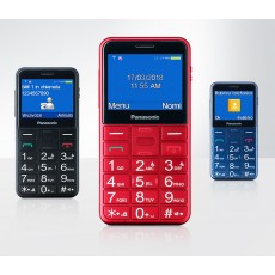PANASONIC KX-TU150EXR GSM FACILE 2Mp