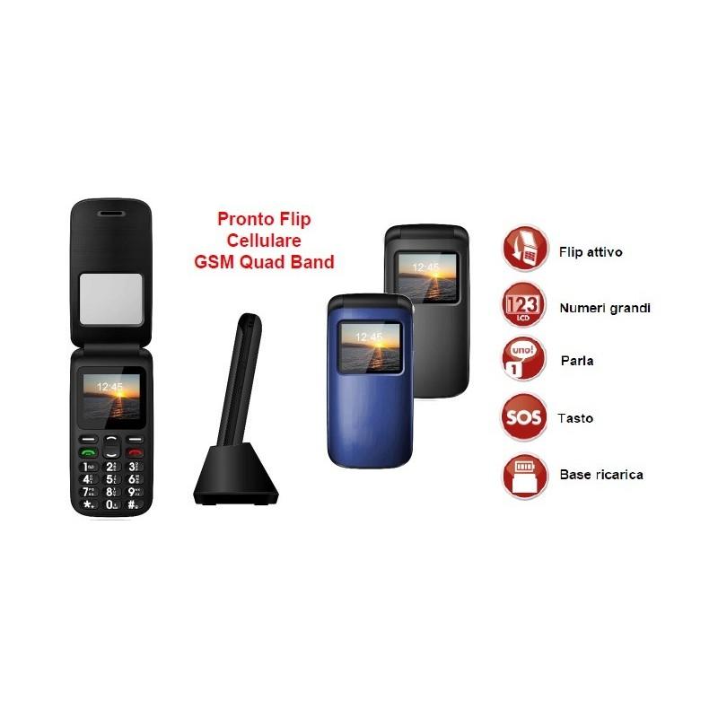 SAIET PRONTO FLIP GSM