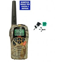 INTEK MT-3030 MIMETICA 12Km CAMO Walkie Talkie