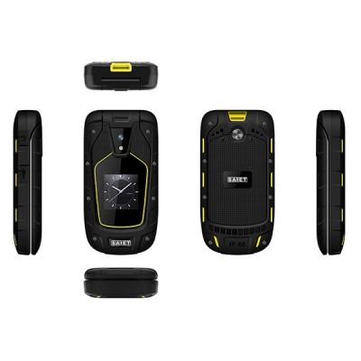 SAIET SICURO Cellulare RINFORZATO GSM 4Band IP68 2sim