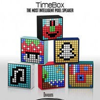 DIVOOM TIMEBOX CASSA AUDIO BLUETOOTH PORTATILESS JIMMY