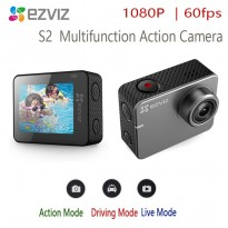 EZVIZ S2 ACTION DASH CAMERA FULL HD WIFI BT