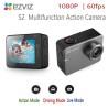 EZVIZ S2 ACTION DASH CAMERA FULL HD WIFI BT