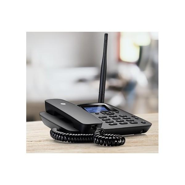 MOTOROLA FW200L GSM DESKTOP PHONE telefono x sim