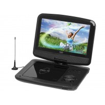 "TREVI 1418 9"" DVD/TV PLAYER PORTATILE DVBX"