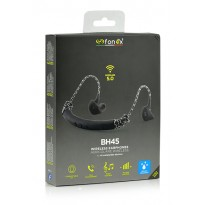 FONEX BH45 AURICOLARE da collo BLUETOOTH SPLASH RESISTANT
