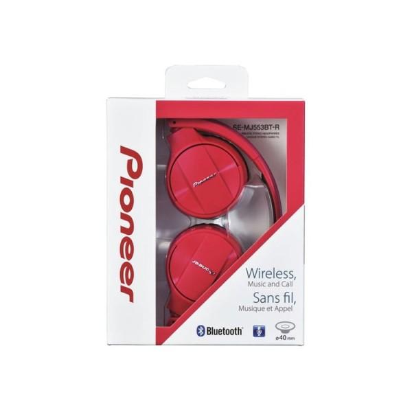 PIONEER CUFFIA WIRELESS MJ553/M561BT-T