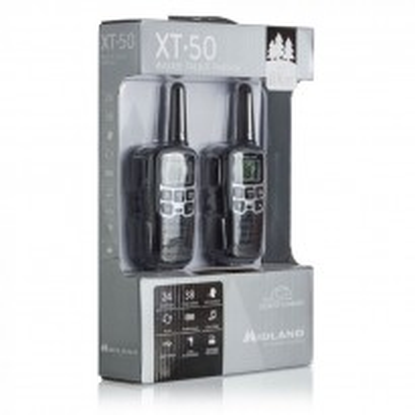 R/T MIDLAND XT50 C1178 Doppia RADIO PMR LPD XT-50
