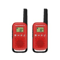 MOTOROLA TLKR T42 R/T PMR446 COPPIA WALKIE-TALKIES