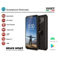 SAIET STS570 SICURO SMART RINFORZATO IP68 4G 128GB