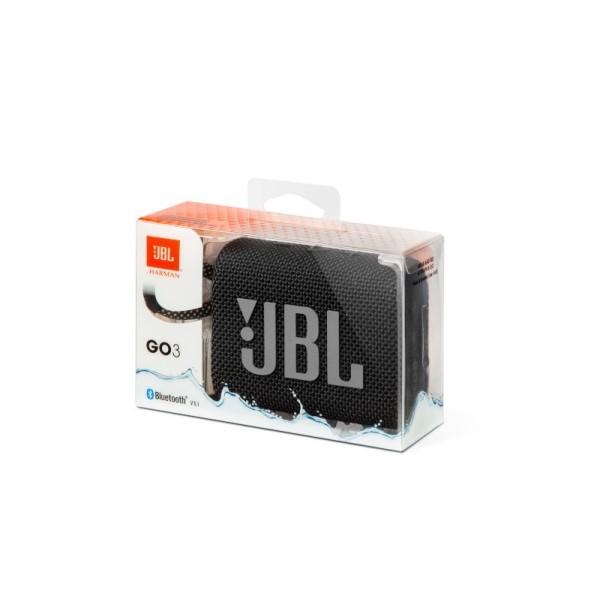JBL GO 3 SPEAKER WIRELESS BLUETOOTH PORTATILE GO2