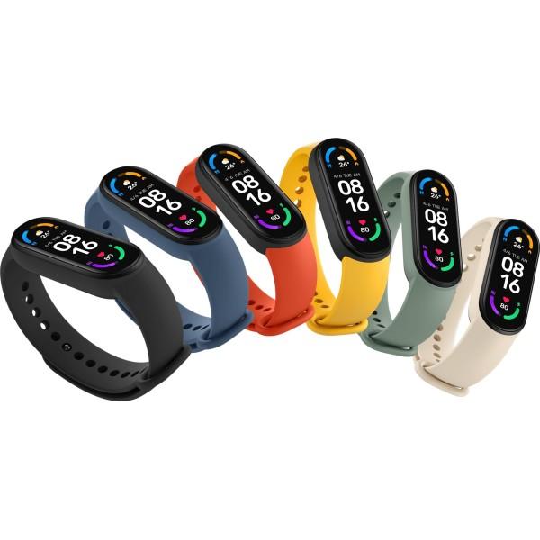 XIAOMI MI Smart BAND 6 SpO2 5atm CARDIO Bluetooth