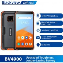 Blackview BV4900 3+32GB RUGGED SMARTPHONE ANDROID IP68