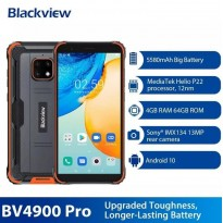 Blackview BV4900 PRO 4+64GB RUGGED SMARTPHONE ANDROID IP68