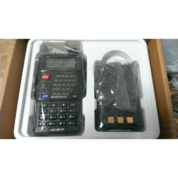 UV-5R+ BAOFENG BiBANDA VHF UHF