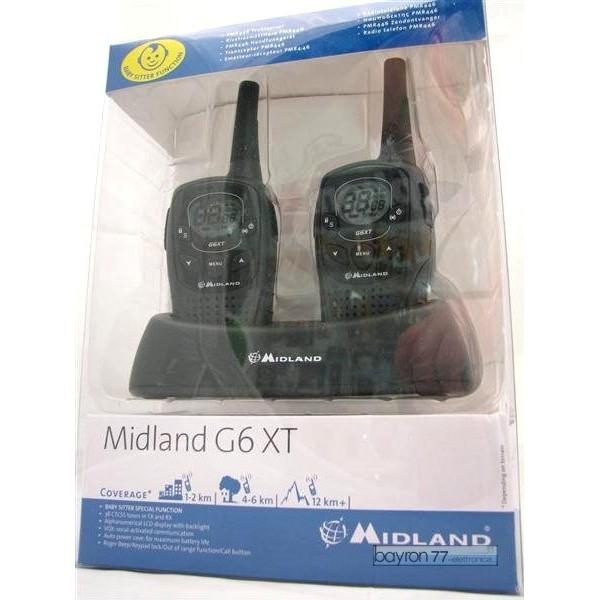 R/T MIDLAND G6 XT C830.08 2pz