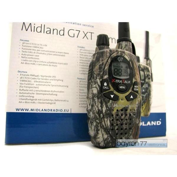 R/T MIDLAND G7 PRO singola/camo C1090.02