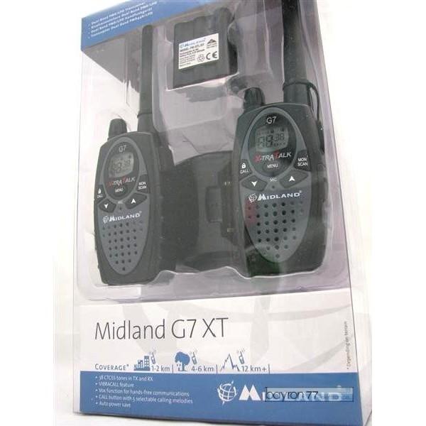 R/T MIDLAND G7 XT Doppia