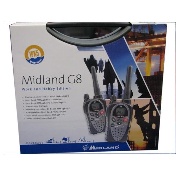 R/T MIDLAND G8 Work&Hobby 2pz