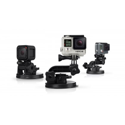 SUCTION CUP FISSAGGIO A VENTOSA x GOPRO