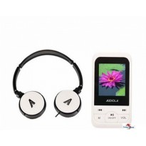 AUDIOLA SDA4270CF con CUFFIE 4GB multimedia player